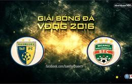 Lịch thi đấu vòng 5 V.League: Hà Nội T&T lại khóc hận trước ĐKVĐ?