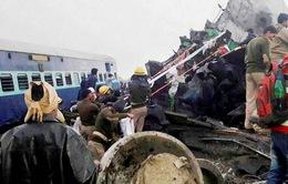 Tai nạn tàu hỏa ở Ấn Độ: Nỗ lực giải cứu các nạn nhân còn mắc kẹt