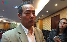 Mất 2-3 tuần, nước từ Trung Quốc mới về đến Việt Nam