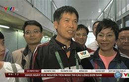 Trưởng đoàn Trần Đức Phấn nói về thành công của bắn súng Việt Nam
