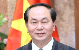 Chủ tịch nước trả lời phỏng vấn hãng thông tấn AFP về hợp tác Việt - Pháp