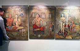 Khởi động thị trường tranh đương đại mới tại Việt Nam