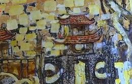 Triển lãm tranh của họa sĩ Việt kiều Văn Dương Thành