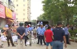 Tranh chấp sở hữu ki ốt tại chung cư ở Hà Nội