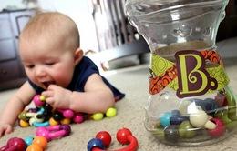 Cách phòng tránh hóc dị vật đối với trẻ dưới 4 tuổi