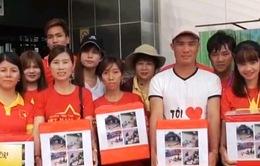 Phát động ủng hộ miền Trung tại Đài Loan (Trung Quốc)