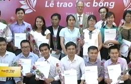 Đức trao học bổng cho sinh viên, nghiên cứu sinh Việt Nam 2016