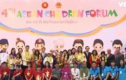 Khai mạc Diễn đàn trẻ em ASEAN lần thứ 4 tại Hà Nội