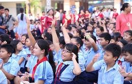 Trẻ em Việt Nam thấp lùn do học nhiều, ít vận động