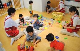 Nhật Bản công bố kế hoạch giải quyết tình trạng thiếu hụt nhà trẻ
