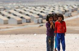 Gần 900.000 trẻ em tị nạn Syria không được đến trường