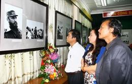 Tình cảm yêu mến của người dân Việt Nam với Lãnh tụ Cuba Fidel Castro
