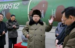 Triều Tiên thử thành công động cơ tên lửa đẩy mới