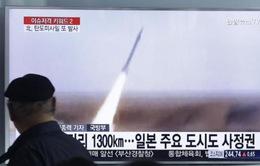 Hội đồng Bảo an LHQ họp kín về Triều Tiên