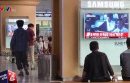 Người dân Hàn Quốc lo lắng trước vụ thử hạt nhân của Triều Tiên