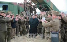 Triều Tiên lên án nghị quyết của Liên Hợp Quốc