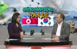 """""""Triều Tiên đang đẩy xung đột đến 'miệng hố' chiến tranh hạt nhân"""""""