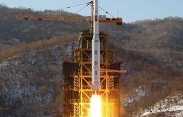 Triều Tiên phóng tên lửa tầm xa