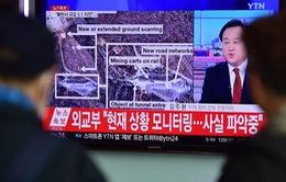 Mỹ, Hàn Quốc điện đàm về vụ thử hạt nhân của Triều Tiên