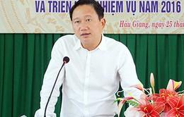 Tỉnh ủy Hậu Giang nhận khuyết điểm trong việc tiếp nhận ông Trịnh Xuân Thanh