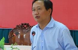 """Trịnh Xuân Thanh bị khởi tố tại tòa về tội """"tham ô tài sản"""""""