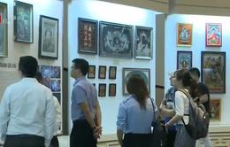 Lần đầu tiên trưng bày bộ sưu tập 12 dòng tranh dân gian tiêu biểu