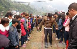 Trò chơi dân gian đậm bản sắc dân tộc trong lễ hội mùa xuân