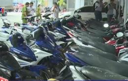 Tóm gọn nhóm đối tượng chuyên trộm xe máy quy mô lớn