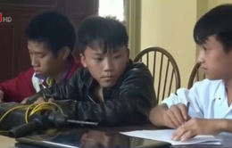 Điện Biên: Bắt băng nhóm nhí trộm cắp tài sản