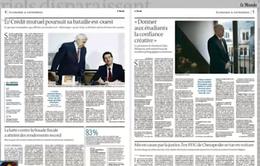 """Pháp truy thu được khoản thuế lớn nhờ """"vừa đe dọa, vừa dỗ dành"""""""