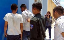 Bắt tạm giam 2 học viên cầm đầu trốn trại tại Bà Rịa - Vũng Tàu