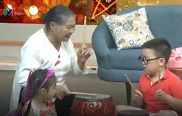 Cụ bà 30 năm làm đồ chơi Trung thu truyền thống