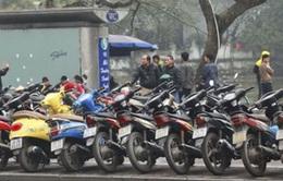 Phạt 18 triệu đồng hai điểm trông giữ xe thu phí sai quy định tại Hà Nội