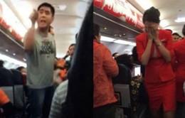 Hàng không Trung Quốc cấm hành khách thô lỗ