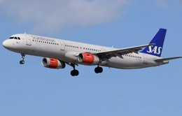 Máy bay của Scandinavian Airlines phải hạ cánh vì đe dọa có bom