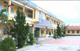TT - Huế: Kiên cố hóa trường học phục vụ năm học mới