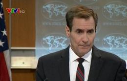 Mỹ trục xuất hai quan chức Nga