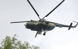 Máy bay Nga bị bắn rơi ở Syria, 5 người thiệt mạng