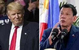 Ông Donald Trump ủng hộ Philippines chống ma túy
