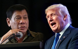 Tổng thống Philippines: Ông Trump chúc chiến dịch chống ma túy thành công