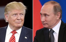 Ông Trump ca ngợi Tổng thống Nga vì không trục xuất các nhà ngoại giao Mỹ
