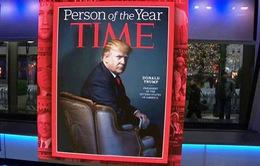 """Tờ Time chọn ông Donald Trump là """"Nhân vật của năm 2016"""""""