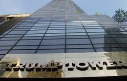 Tòa nhà Trump Tower (Mỹ) hút khách du lịch
