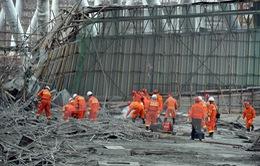 Trung Quốc bắt giữ 13 nghi phạm liên quan đến vụ sập công trình