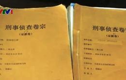 Trung Quốc mở rộng quy mô kiểm soát chống tham nhũng