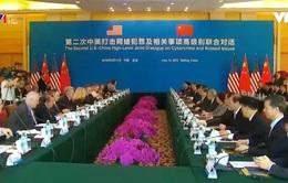 Trung Quốc - Mỹ đối thoại chống tội phạm mạng