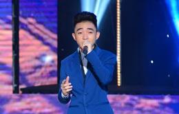 """Thần tượng Bolero: Giọng ca 18 tuổi """"chuốc say"""" Quang Linh"""