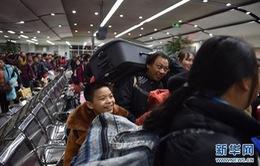 Trung Quốc bước vào mùa di cư lớn nhất trong năm