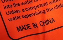 EC cảnh báo về chất lượng hàng hóa Trung Quốc