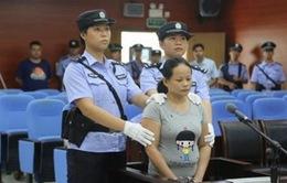Trung Quốc tử hình kẻ cầm đầu đường dây buôn bán trẻ em từ Việt Nam